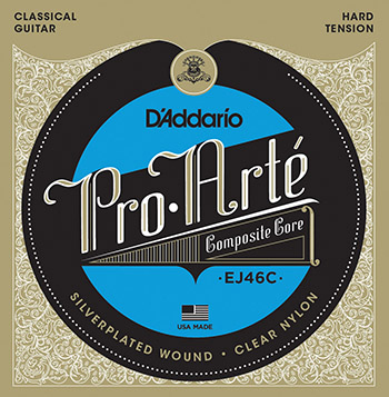 PROARTE/EJ-46C Composites Hard Tension (SET)