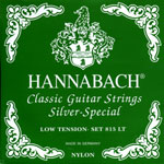 HANNABACH/Silver Special Low Tension (SET)