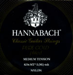 HANNABACH/Pure Gold Plated Medium Tension (6)