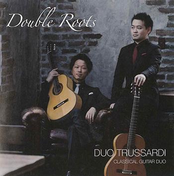 【CD】デュオ・トラサルディ〈ダブル・ルーツ〉