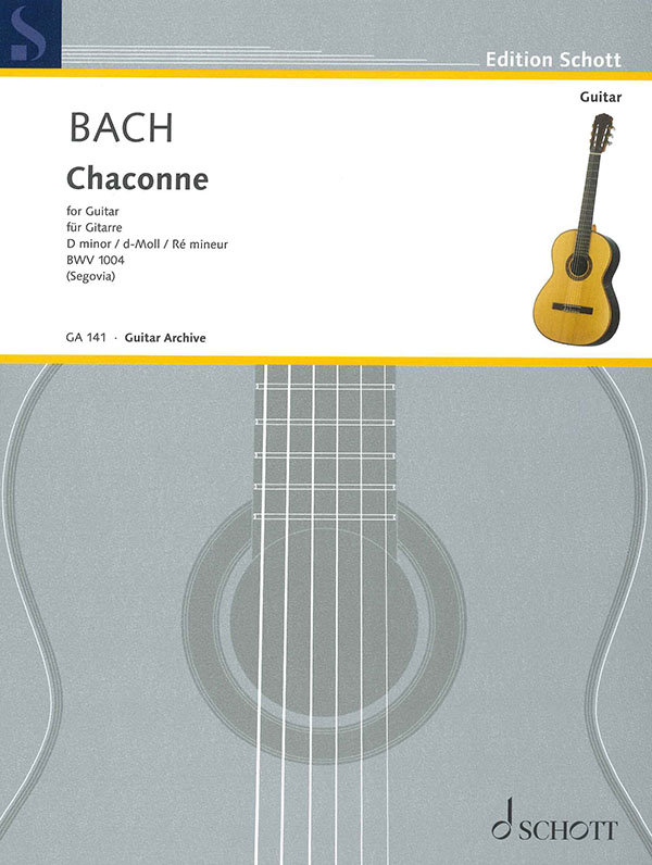 Bach : Chaconne