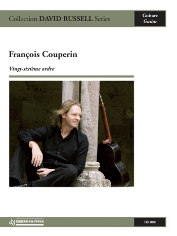 COUPERIN, Fran ois / Vingt-sixi me ordre (arr. David Russell)