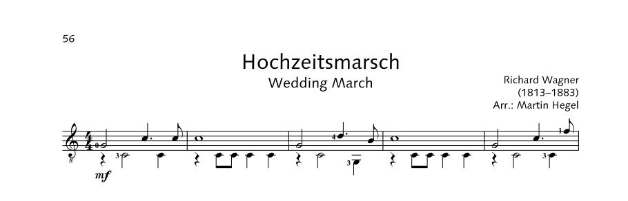 ED21908 21536 Wagner Richard Wedding March from: Lohengrin