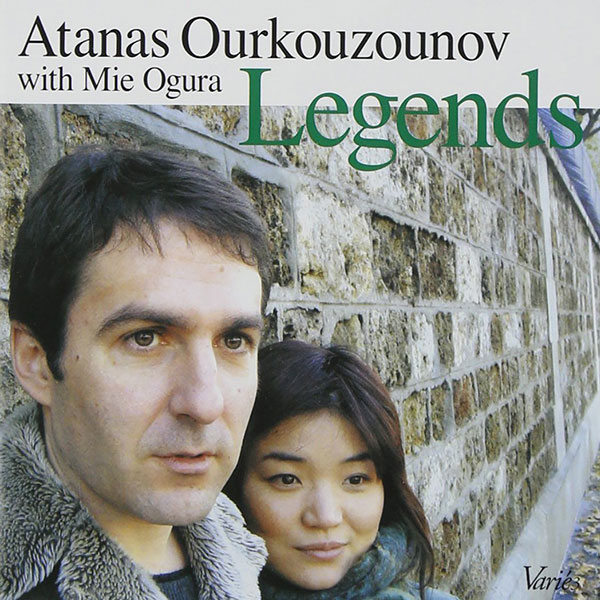 GGCV1003 Ourkouzounov : Legends - Varie 3