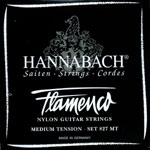 HANNABACH/Flamenco Medium Tension (SET)
