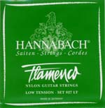 HANNABACH/Flamenco Low Tension (SET)