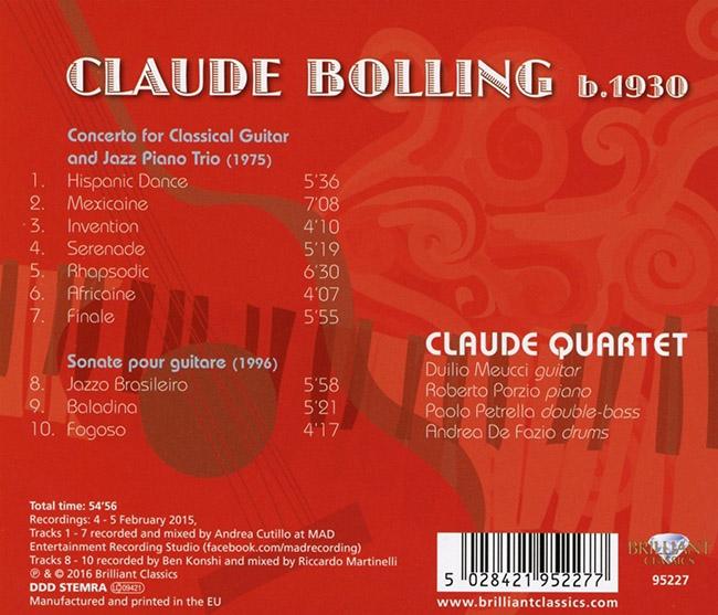 CD】クロード・カルテット〈クロ...