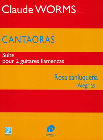 クラシック ギター 【楽譜】ウォームス:カンタオーラス~フラメンコ ...